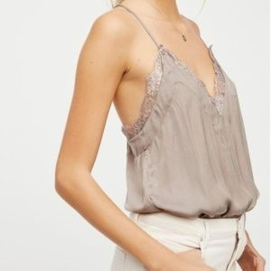 Free People HBD bodysuit